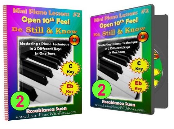 Mini Piano Lesson #2: The Open 10th Feel