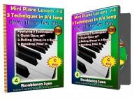 Mini Piano Lesson #4  – 3 Techniques in a 9/4 Song