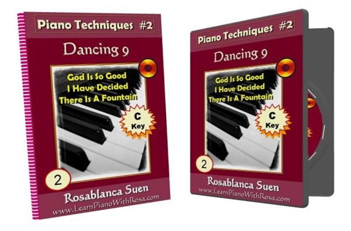 Piano Technique #2:  Dancing 9