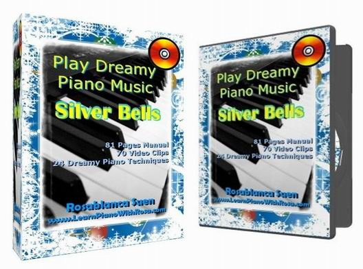 Silver Bells – Play Dreamy Piano Music for Christmas 2013