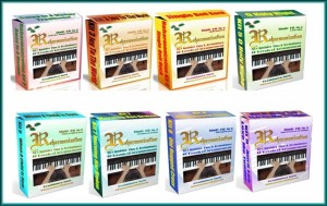 Reharmonization Method 1 – Bundle of 8 – Kits 2 to 9 – Save $66