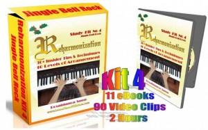 Reharmonization Method 1 – Kit 4 – Jingle Bell Rock