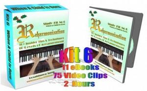 Reharmonization Method 1 Kit 6 – When A Child Is Born