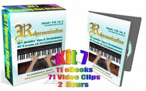 Reharmonization Method 1 Kit 7 – Morning Has Broken
