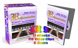 Reharmonization Method 1 – Kit 9 – Aura Lee