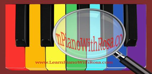Visit Rosa's Piano Website